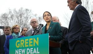 Biden's Plan to Sneak Green New Deal Through the Backdoor