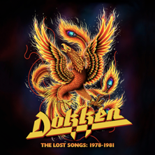 DOKKEN ANNOUNCE RELEASE OF THE LOST SONGS: 1978-1981  FIRST SINGLE/VIDEO FOR 'STEP INTO THE LIGHT' AVAILABLE NOW