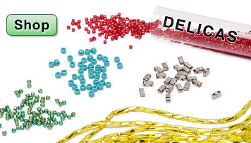 Seed Beads - Delica, Tila, Pre...