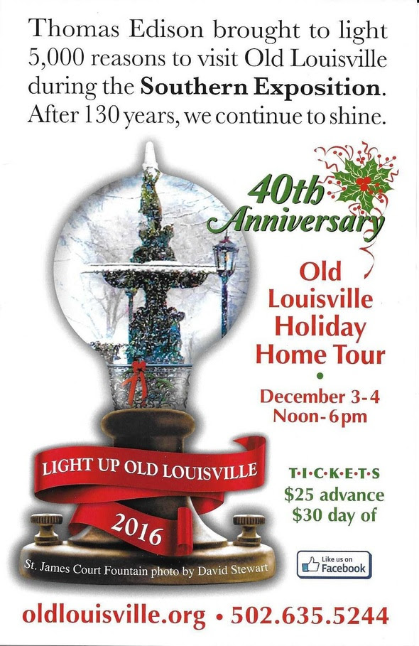 Old Louisville Holiday Tour