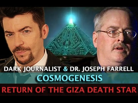 COSMOGENESIS: TOP SECRET ARCHAEOLOGY WARS! DARK JOURNALIST AND DR. JOSEPH FARRELL  Hqdefault
