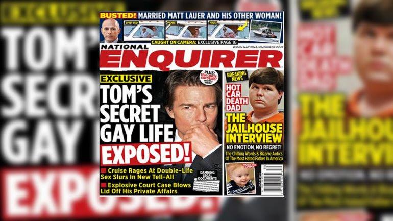 El secreto para triunfar en Hollywood, ser gay