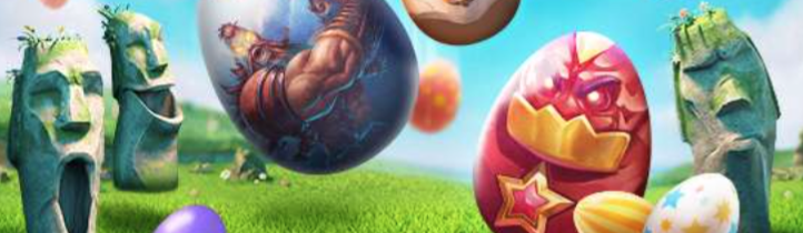 Highroller And Guts Easter Promo