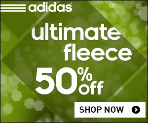 Adidas Summer Sale: Up to 50%.