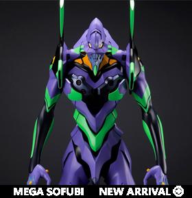 Rebuild of Evangelion Mega Sofubi Advance EVA Unit-01 (2.0 You Can [Not] Advance Ver)