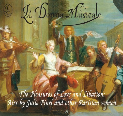 The Pleasures of Love and Libation by La Donna Musicale