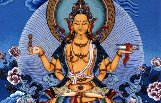 Buddhist Yogis Vajrayana Training