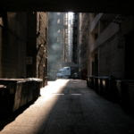 2003-08-23_Early_morning_alley_in_Chicago