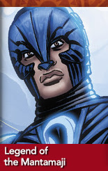 Legend of the Mantamaji: Book One »