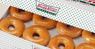 krispy creme donut