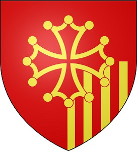 Roussillon Coat of Arms