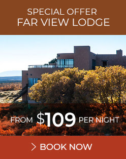 Special Offer - Far View Lodge from $109 per night - Book Now