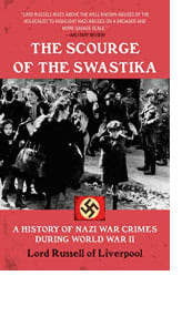 The Scourge of the Swastika by Lord Russell of Liverpool