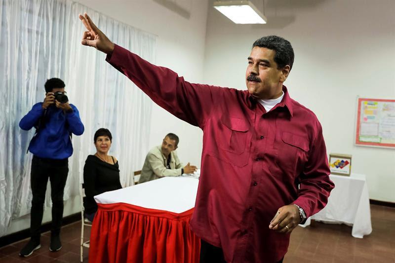 Actuall-NicolasMaduroEleccionesVenezuela_200518.jpg