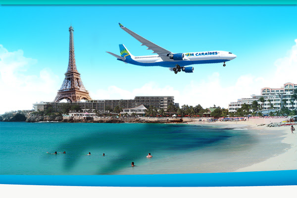 Profitez des promos pour voyager avec Air Caraibes