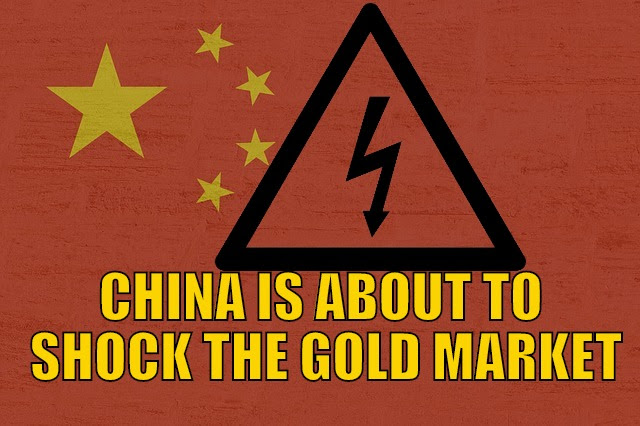 China is About to Shock the Gold Market