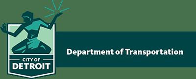 Detroit Department of Transportation Email Banner/Header