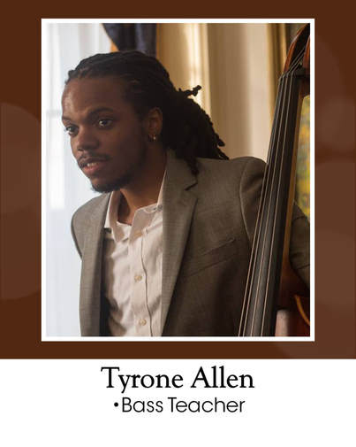 Take 5! with Tyrone Allen