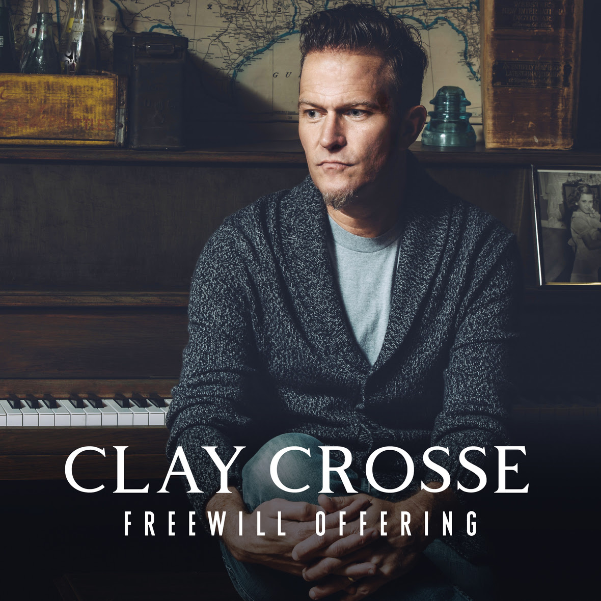 Clay Crosse - Freewill Offering - Cover