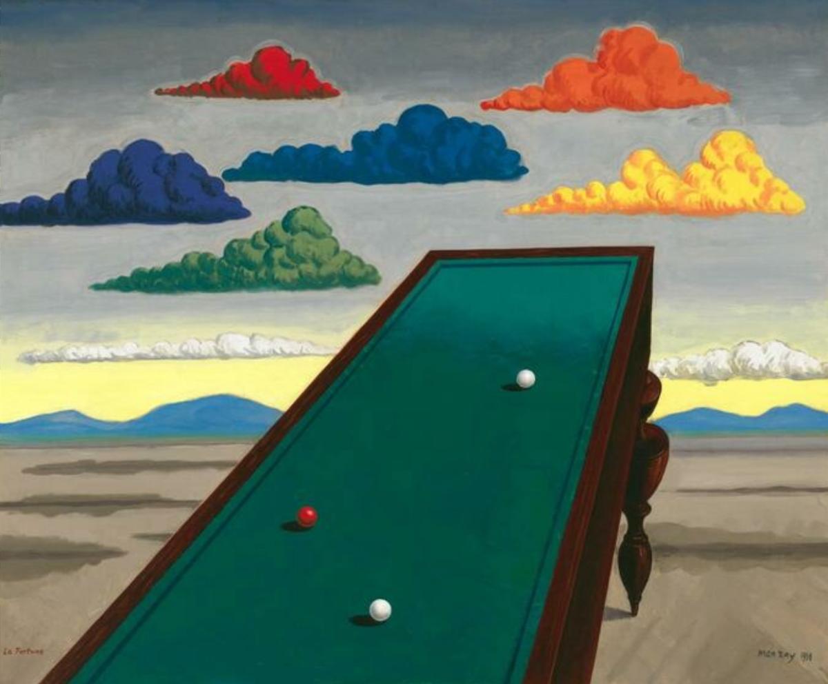 Man Ray, La Fortune, 1938.