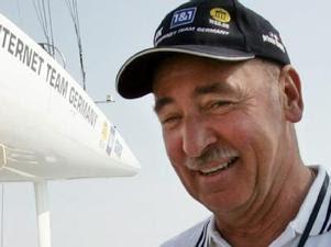 Willi Kuhweide- Olympic class German sailor