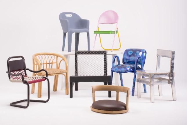 Exhibit - Matteo Guarnaccia - CCC (Cross Cultural Chairs)