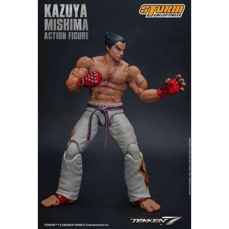 Image of Tekken 7 Kazuya Mishima 1/12 Scale Figure - Q1 2019