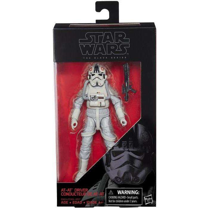Image of Star Wars Black Series Wave 18 - AT-AT Driver