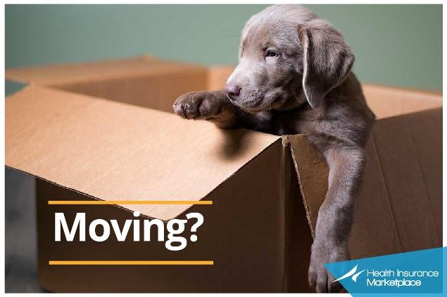Moving? Health Insurance Marketplace.