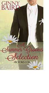 A Summer Grooms Selection: Books 1–3 by Ginny Baird