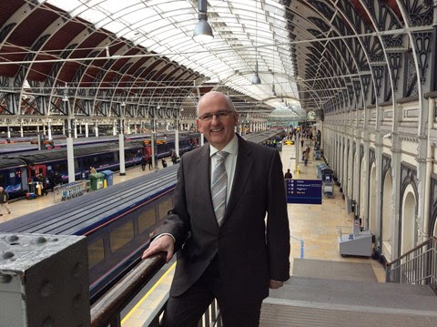 Track, train and passenger join together to deliver a better railway
