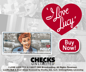 New Design: Vintage Lucy Check...