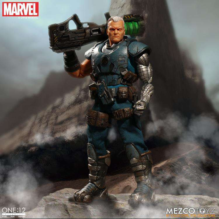 Image of Marvel One:12 Collective Cable