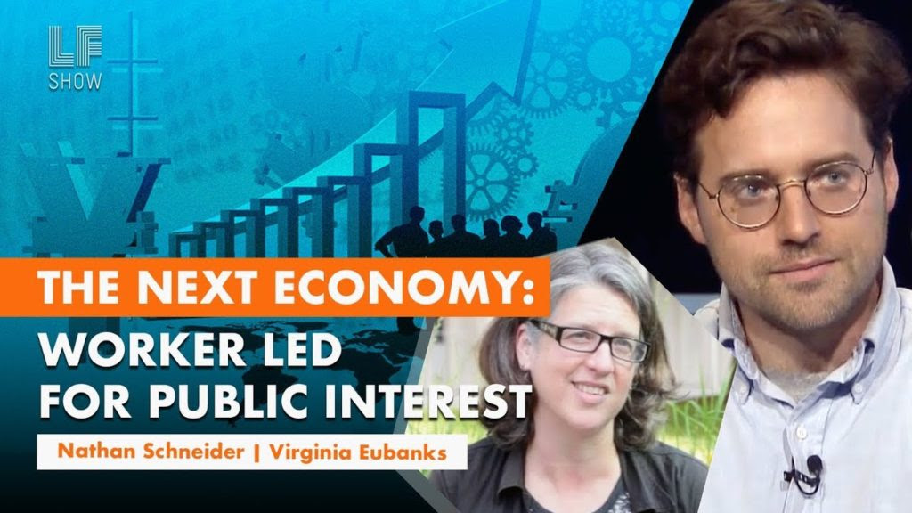 Laura Flanders Show: The Next Economy