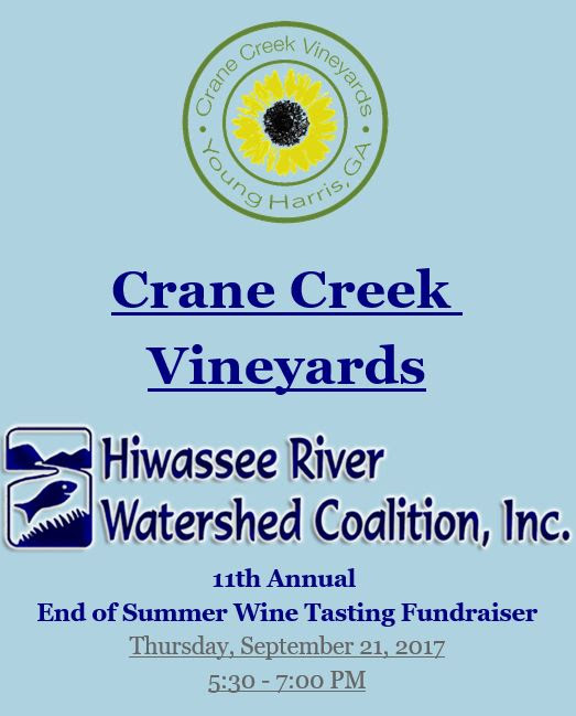 Crane Creek Vineyards Poster