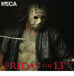 FRIDAY THE 13TH ULTIMATE JASON VOORHEES
