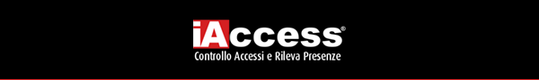 iAccess® - Timbracartellini e Controllo access