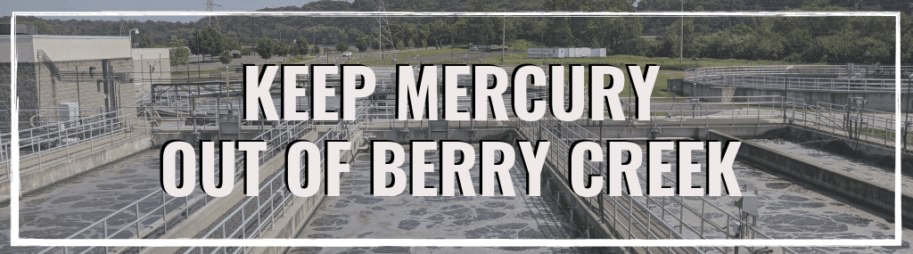 Keep Mercury Out of Berry Creek in South Houston @ South Houston Community Center   South Houston   Texas   United States