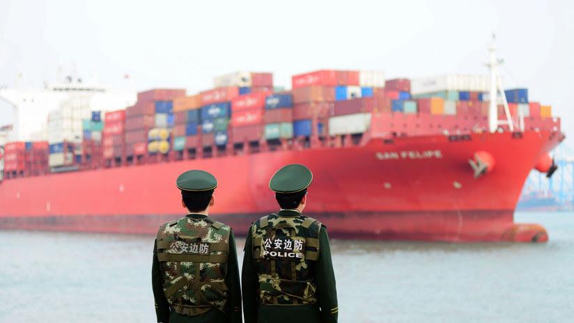 China introduce aranceles para 128 mercancías importadas de EE.UU. como contramedida a Washington