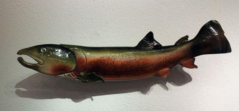Salmon by Cliff Goodman Studio