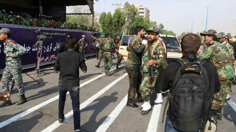 Militares iraníes avisan a EE.UU. e Israel de una