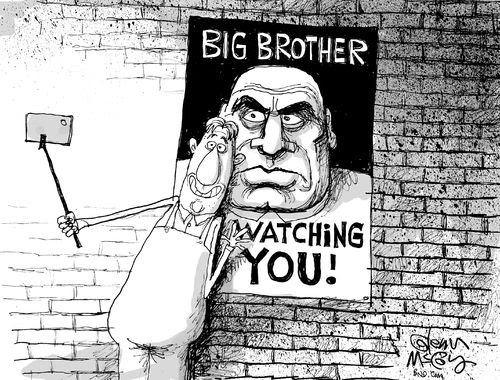 50 best 1984 by George Orwell images on Pinterest | George orwell, Political cartoons and Politics