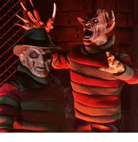 WES CRAVEN'S NEW NIGHTMARE FREDDY KRUEGER FIGURE