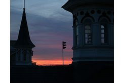 Under a Churchill Downs Inc. plan, winter racing would initially be conducted at Churchill Downs before being moved to a new track in Northern Kentucky
