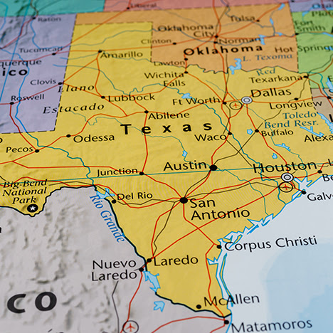 San Antonio - October - Texas Popular With International Homebuyers