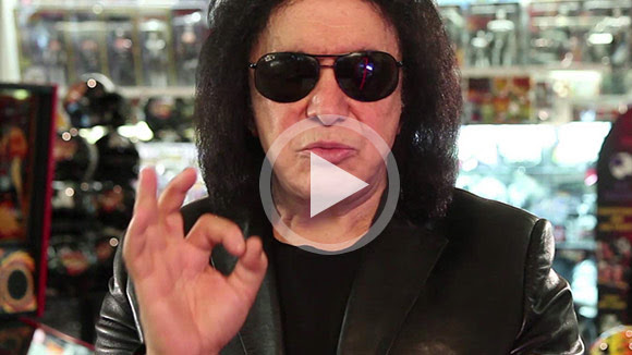 Introducing The Gene Simmons Vault Experience