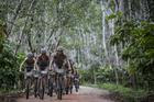 Ciclistas durante a Brasil Ride (Fabio Piva / Brasil Ride)