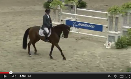Watch Todd Minikus and Quality Girl in their winning round!