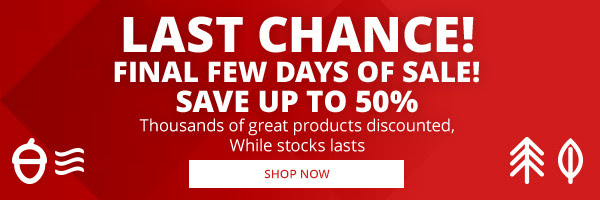 Wiggle spring sale up to 50% off thousands of great products + free delivery on orders $80