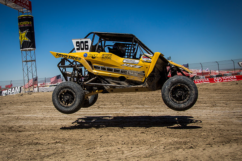 Brandon Arthur, Yamaha YXZ, FOX, KMC Wheels, STEEL-IT, Toyo Tires, Benchmark Performance, Bink Designs